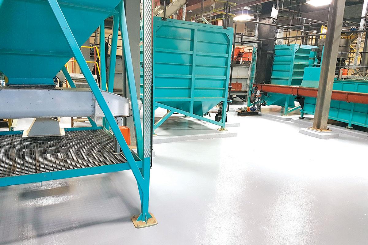 Metalpoks d.o.o. - Industrijski podovi