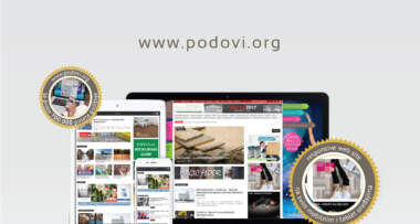Websajt www.podovi.org - oglašavanje