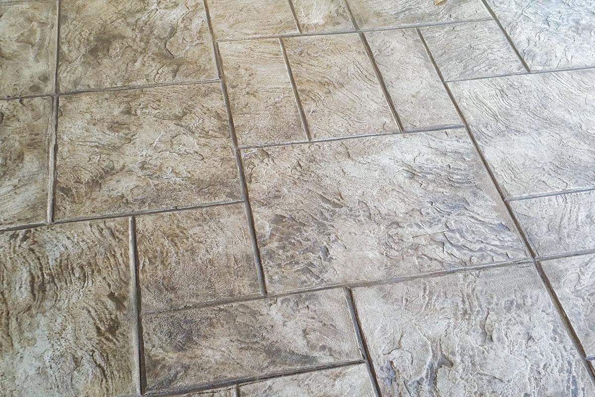 Štampani beton u vašem dvorištu