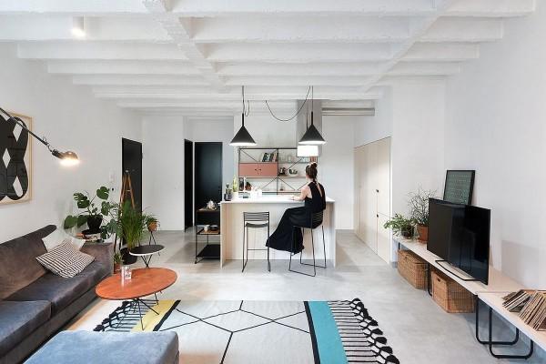 betonski podovi takođe zadržavaju toplotu tokom dana