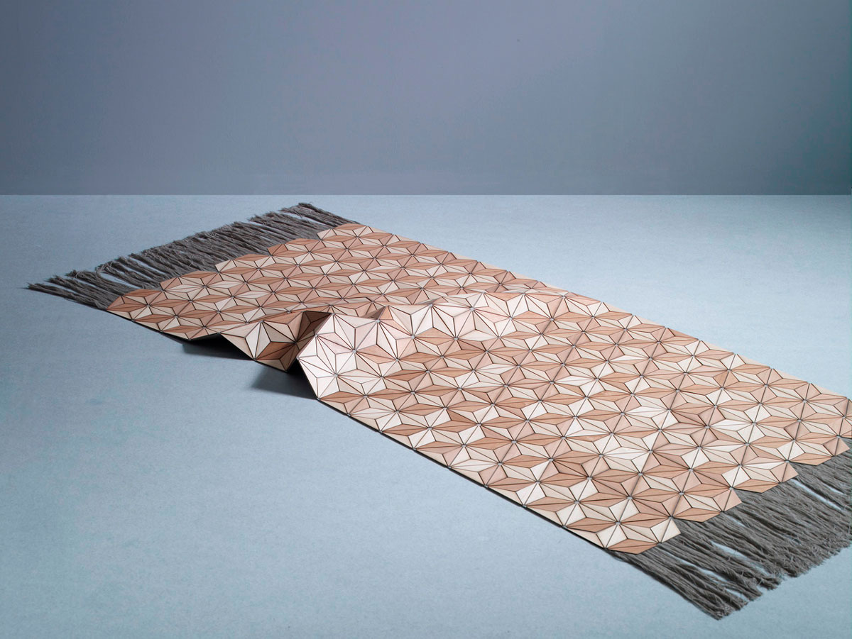 Drveni tekstil na vašem podu
