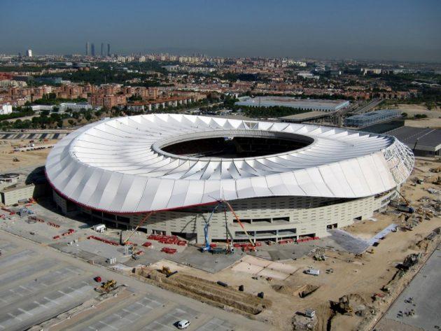 Izgradnja novog fudbalskog stadiona užurbano se privodi kraju