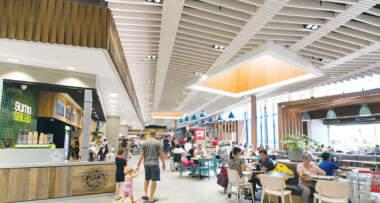 Keramičke pločice za holove tržnog centra
