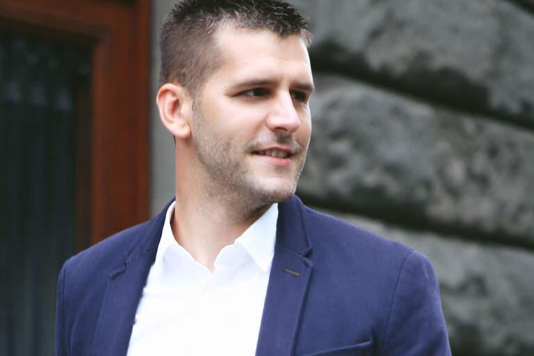 Jovan Milivojevć, direktor prodaje i marketinga, kompanija Keramika Kanjiža