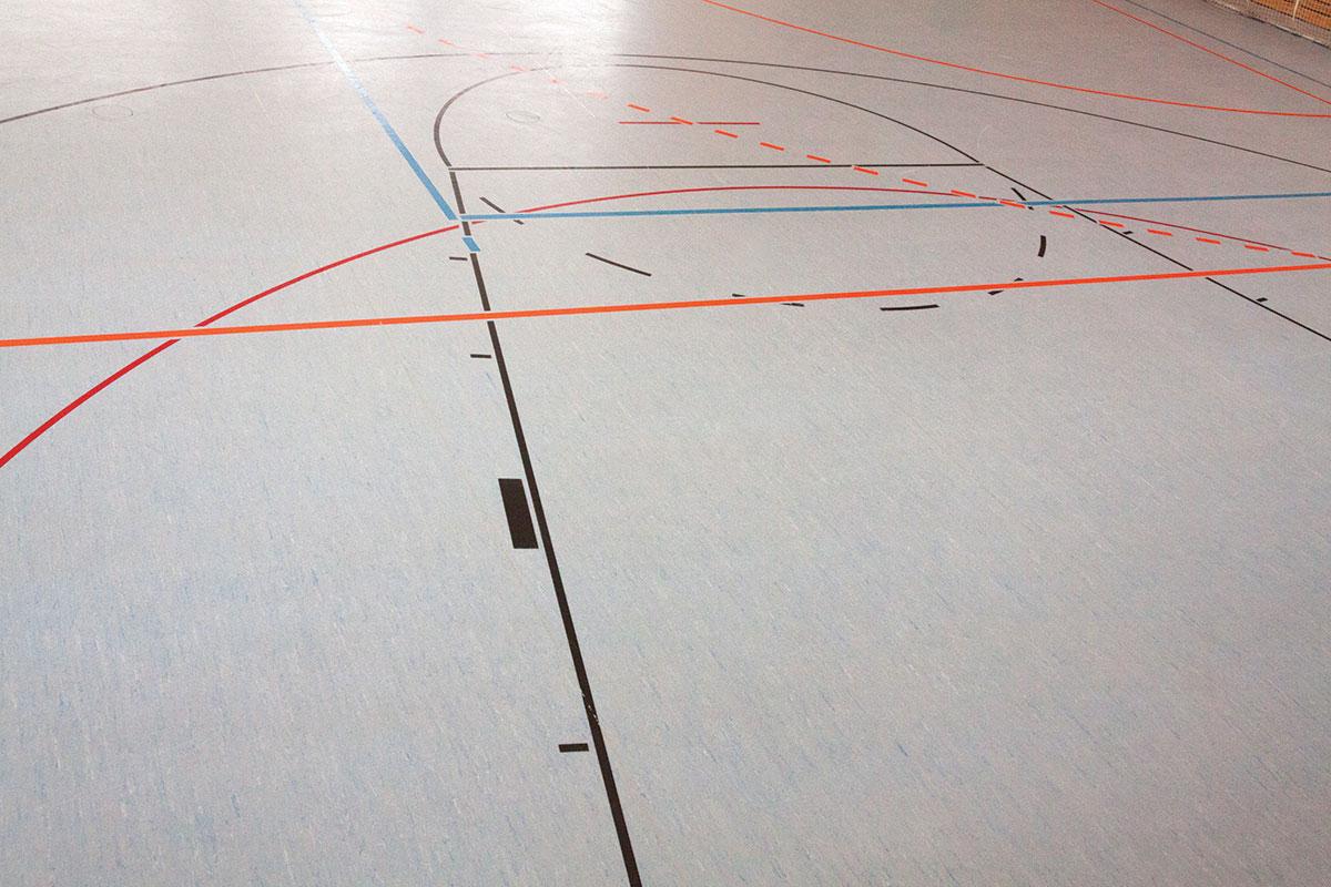 Sportski pod - PVC podloga