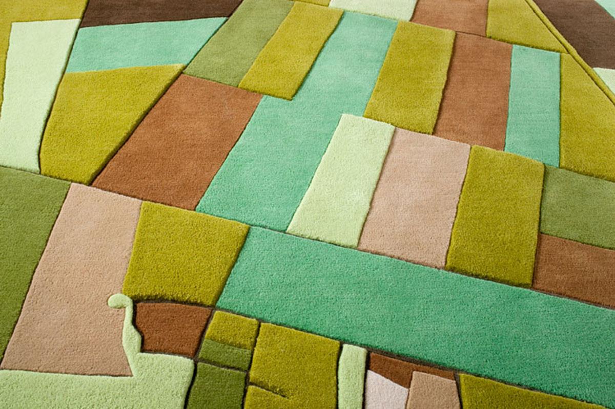 Zelena polja u vašoj sobi