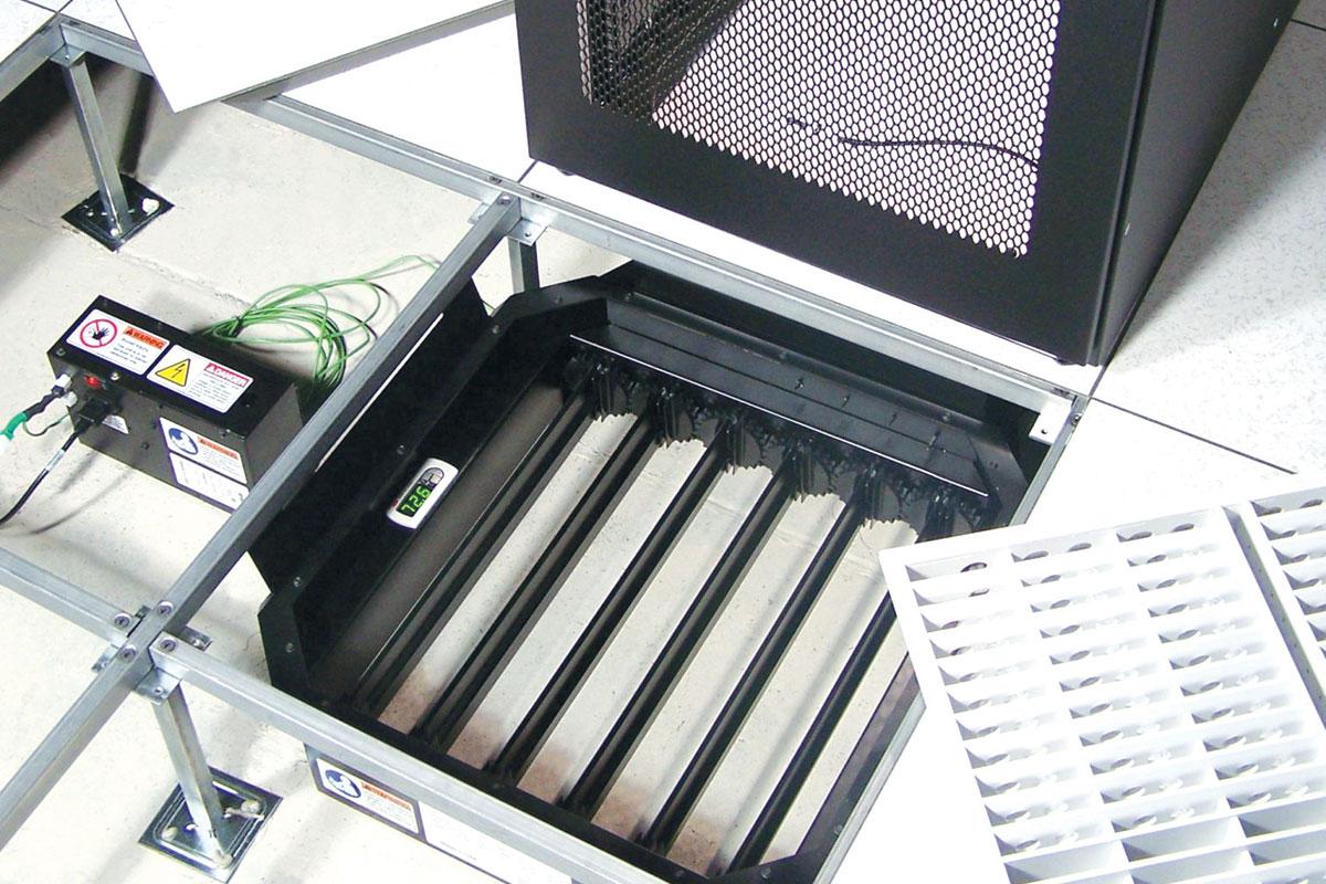 Dupli podovi - kompjuterski centri i serverske sobe