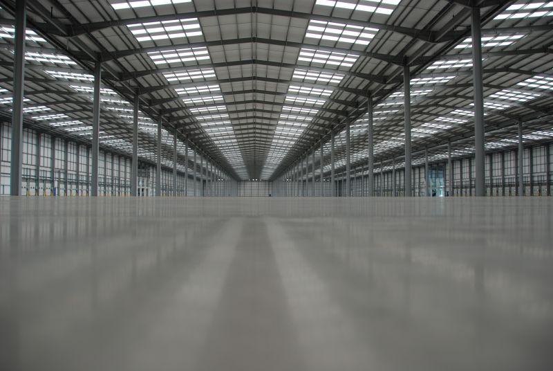 Industrijski pod, beton