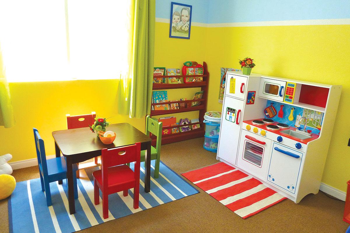 Itisoni - praktični za igranje, i ukrašavaju dečiji prostor za boravak