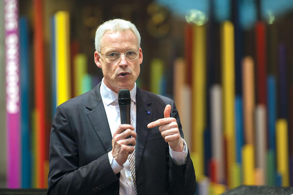 Dr. Andreas Gruchow, menadžer kompanije Deutsche Messe