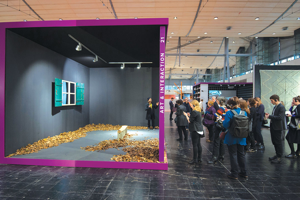 Domotex 2018, Framing Trends