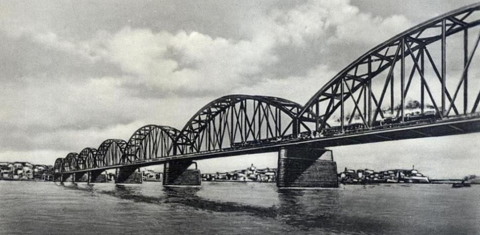 Stari Pančevački most, arhiva