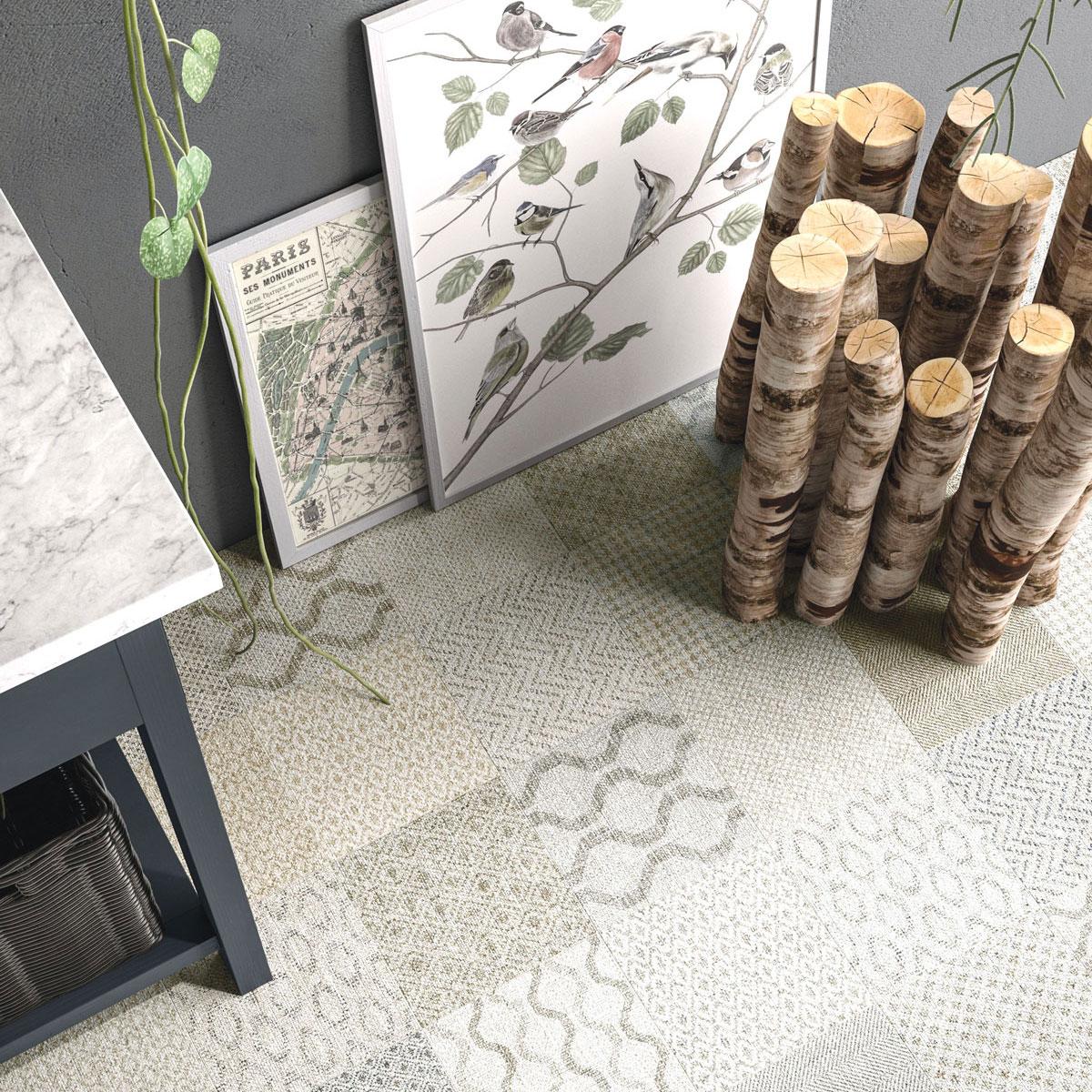 Dizajn podnih keramičkih pločica