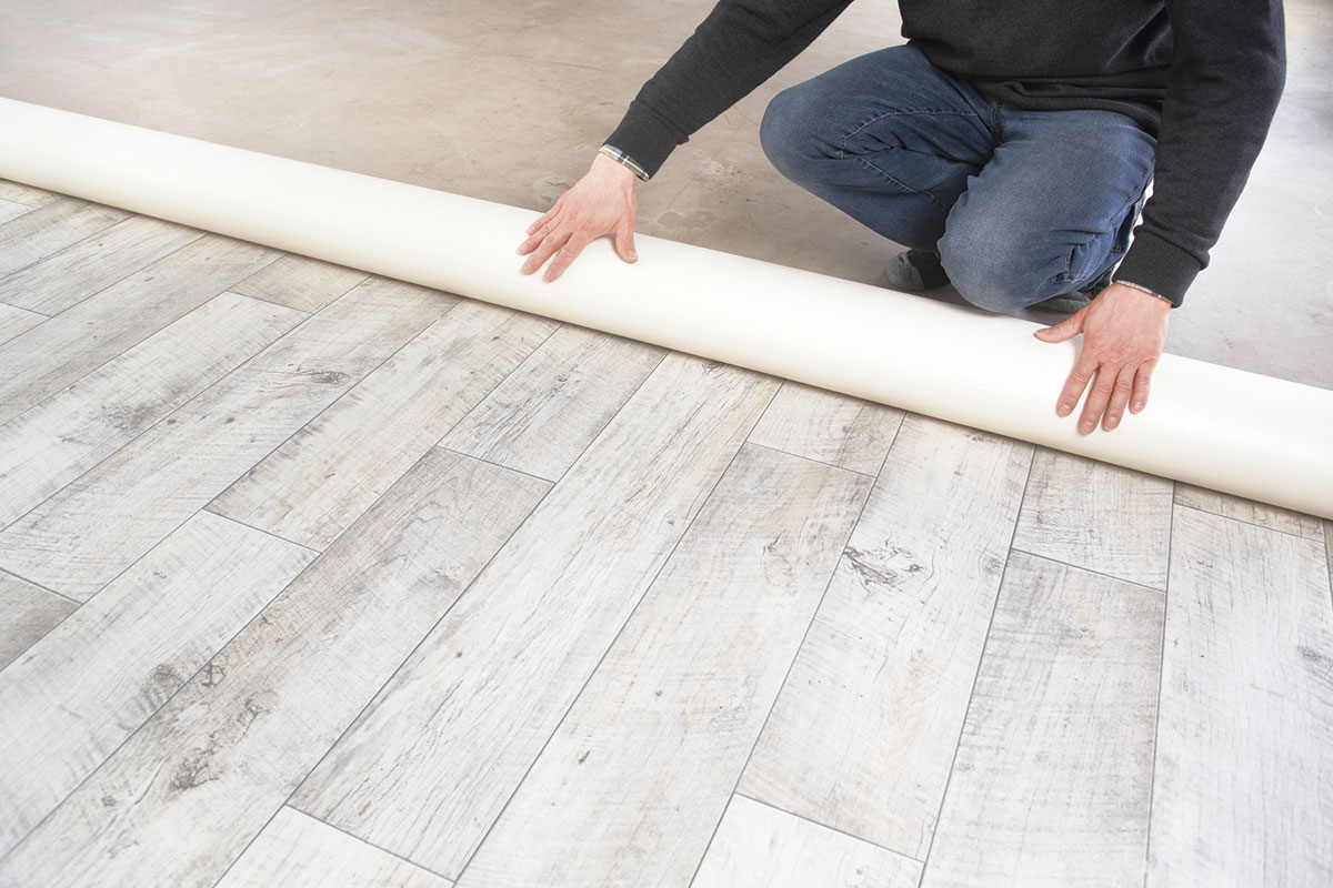 linoleum pod koji osvaja poslovni i stambeni prostor asopis podovi. Black Bedroom Furniture Sets. Home Design Ideas