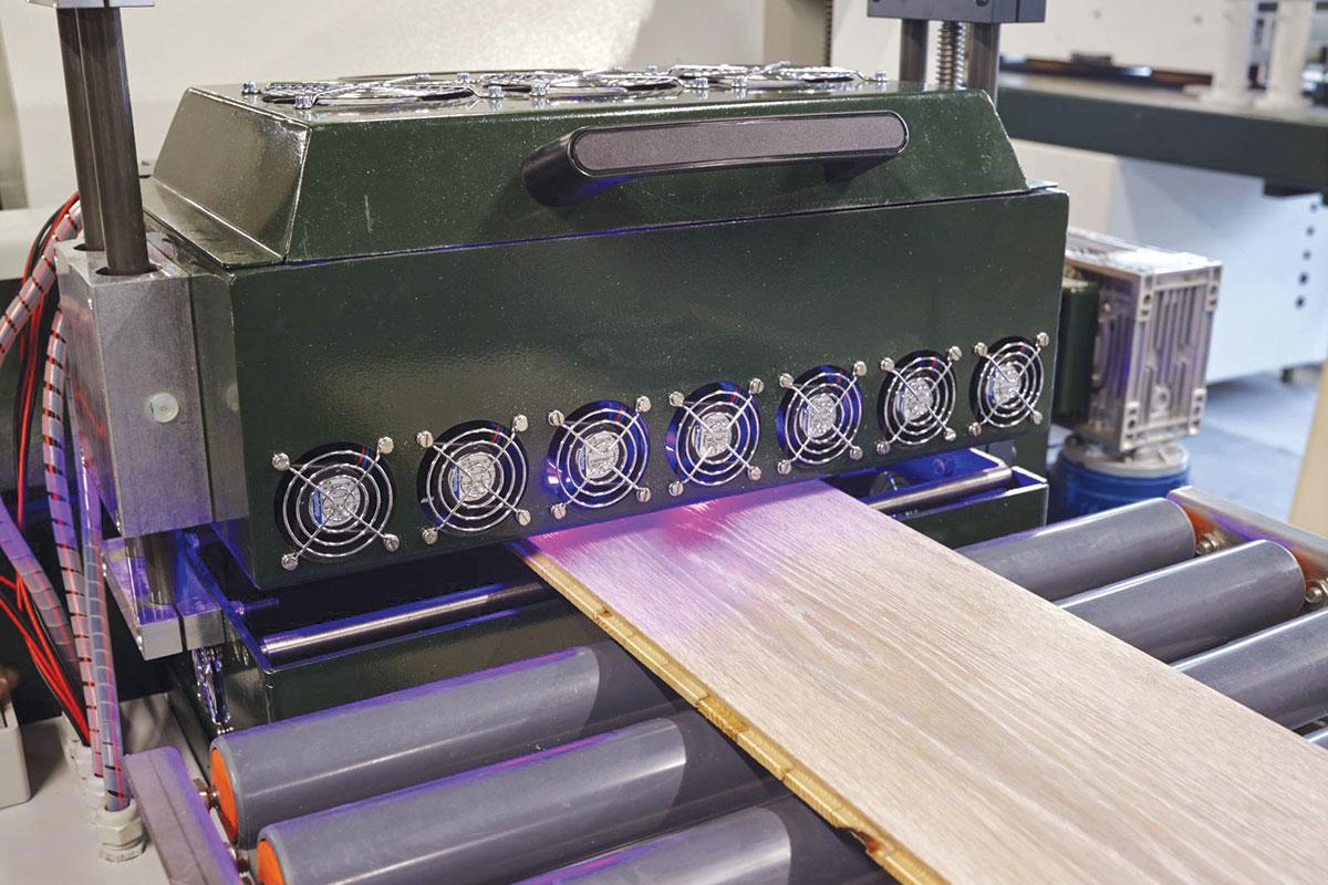 Magic Floor d.o.o. - Rubio Monocoat LED ulje je tvrdo ulje za završnu obradu drvenih podova
