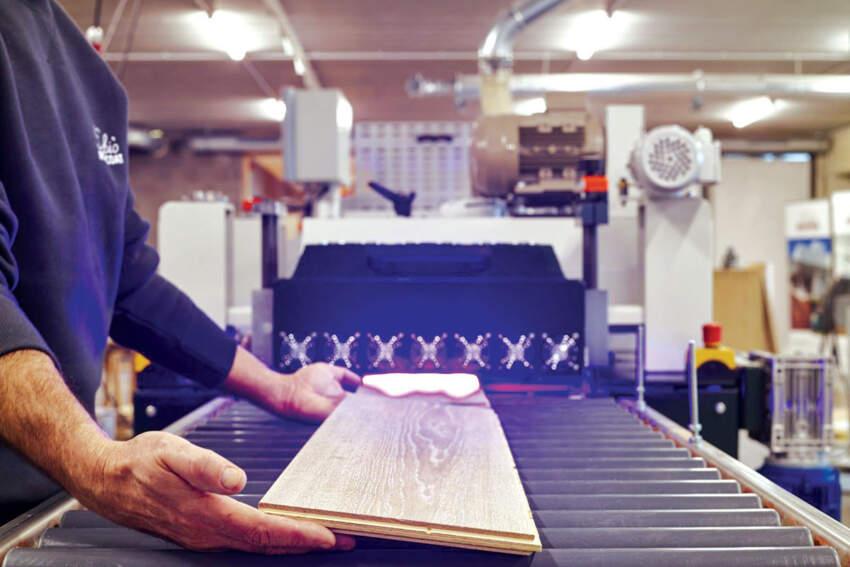 Magic Floor d.o.o. - trenutno sušenje LED tehnologijom