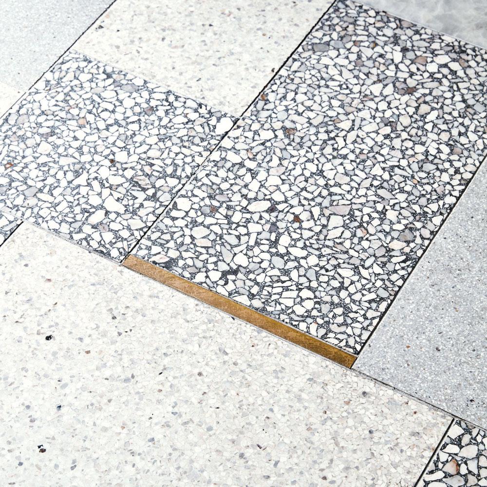 Klasičan izgled betona