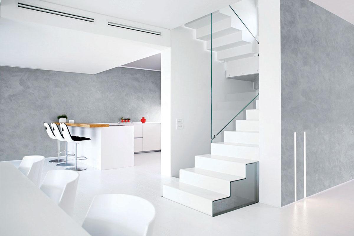 Beton u Vašem domu - dizajn enterijera