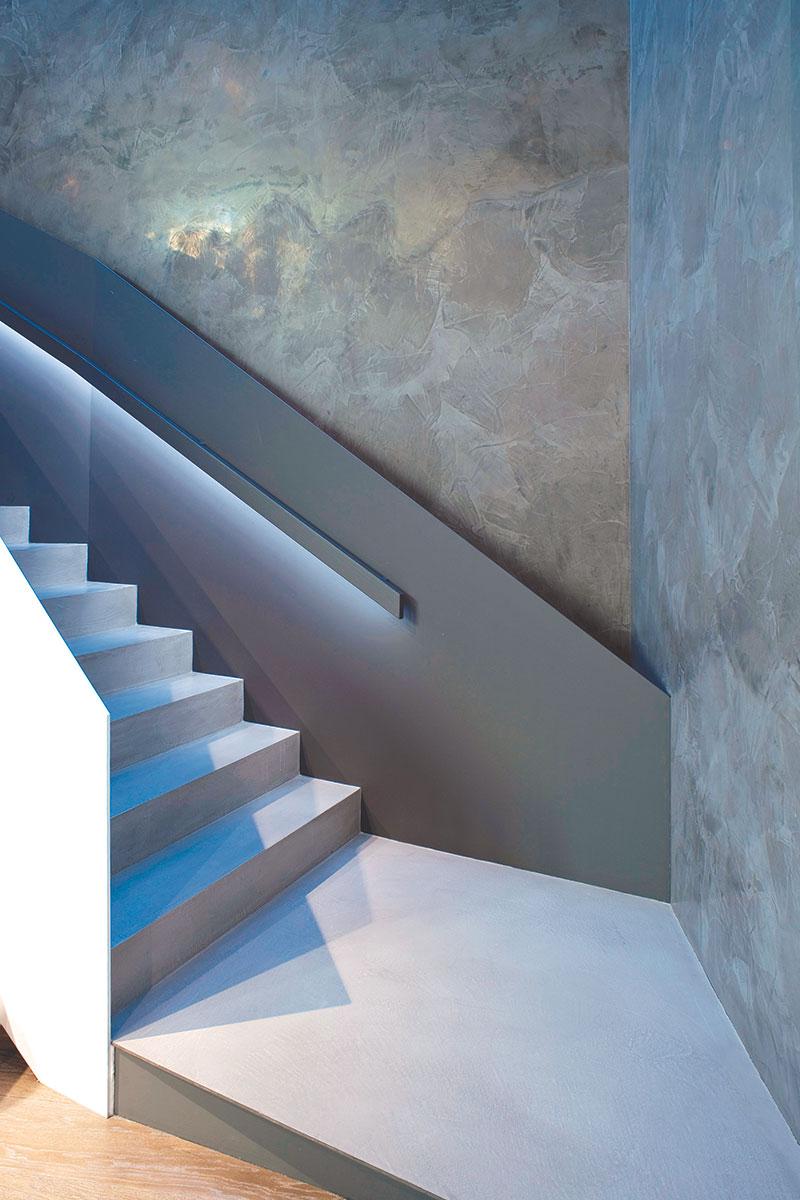 Dekorativne tehnike uređenja enterijera - beton