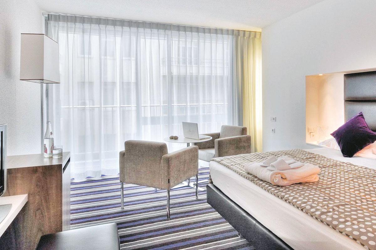 Itisoni - najčešći izbor za hotelske sobe