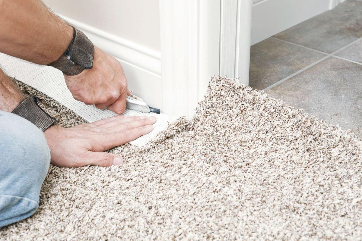 Postavka i ugradnja tepiha