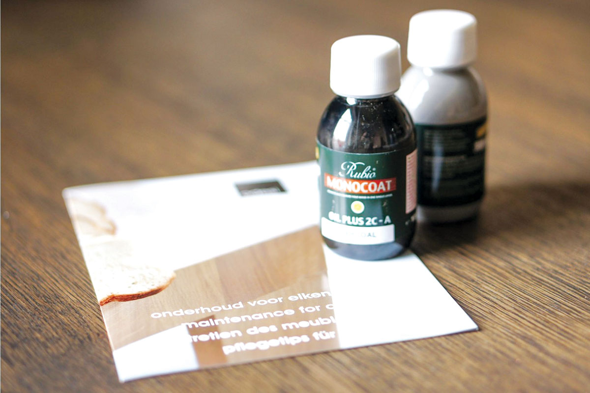 Rubio Monocoat ulja za drvene podove