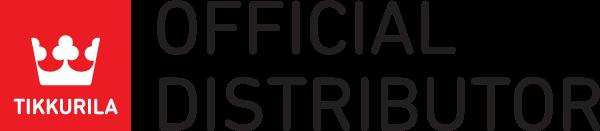 Tikkurila official distributor logo