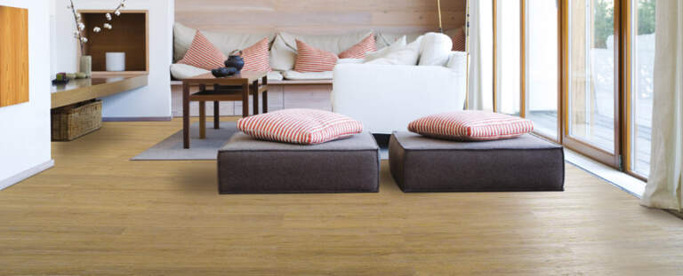 Floor Experts, Hidrocorck - Honey Oak