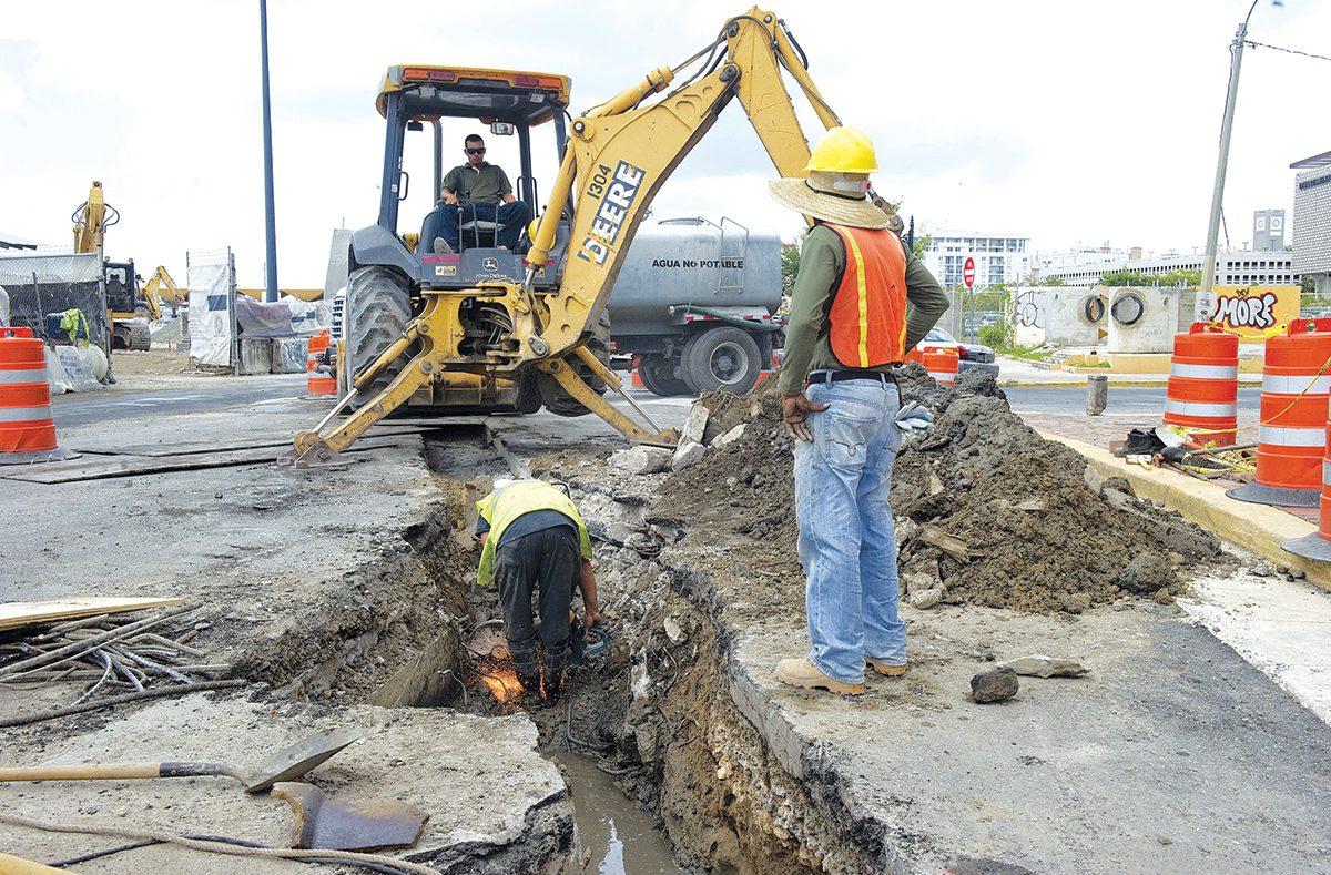 Asfalt - putna infrastruktura