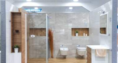 Prodajni salon ENMON, keramika, sanitarije, kupatilo, kuhinja