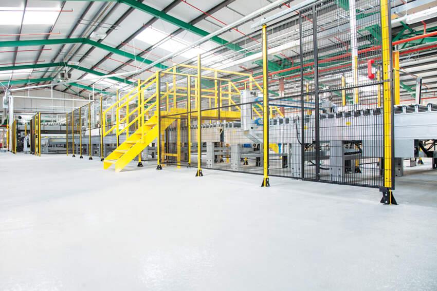 Industrijski podovi u skladištima Foto: SIKA
