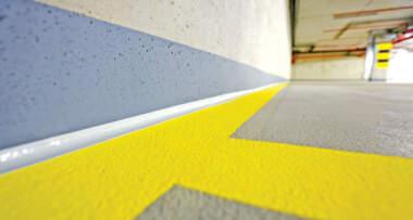 Industrijski podovi u skladištima Foto: Flowcrete