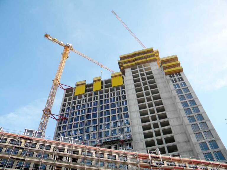 Osiguranje objekata u izgradnji i montaži