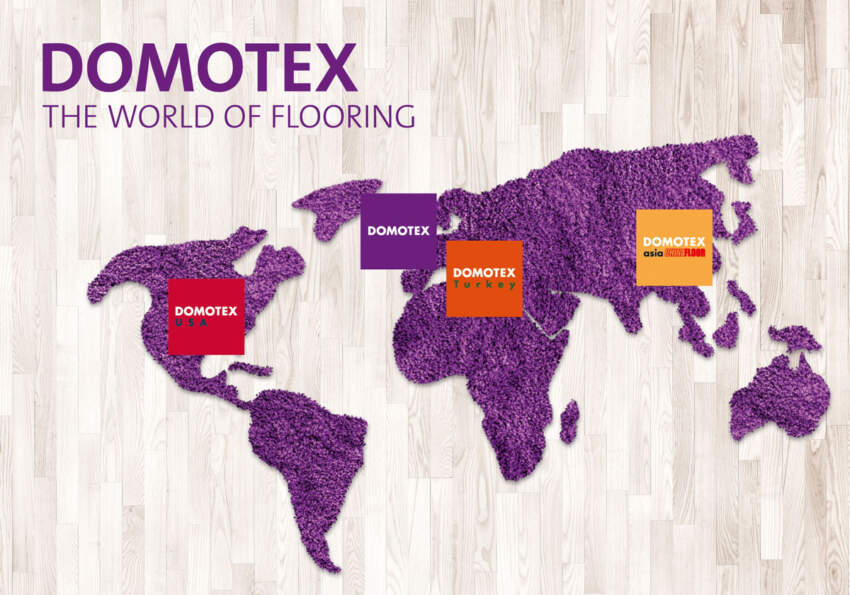 DOMOTEX u svetu - dinamična internacionalna mreža