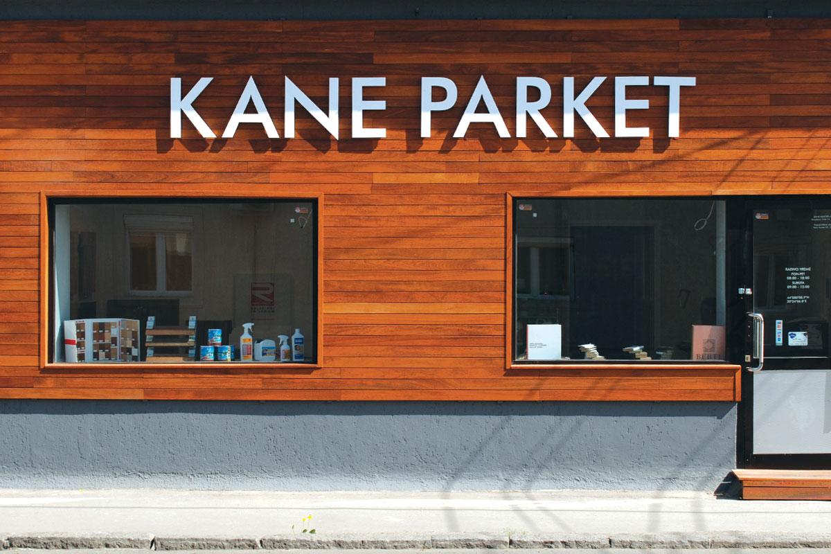 Kane Meister, prodajni objekat
