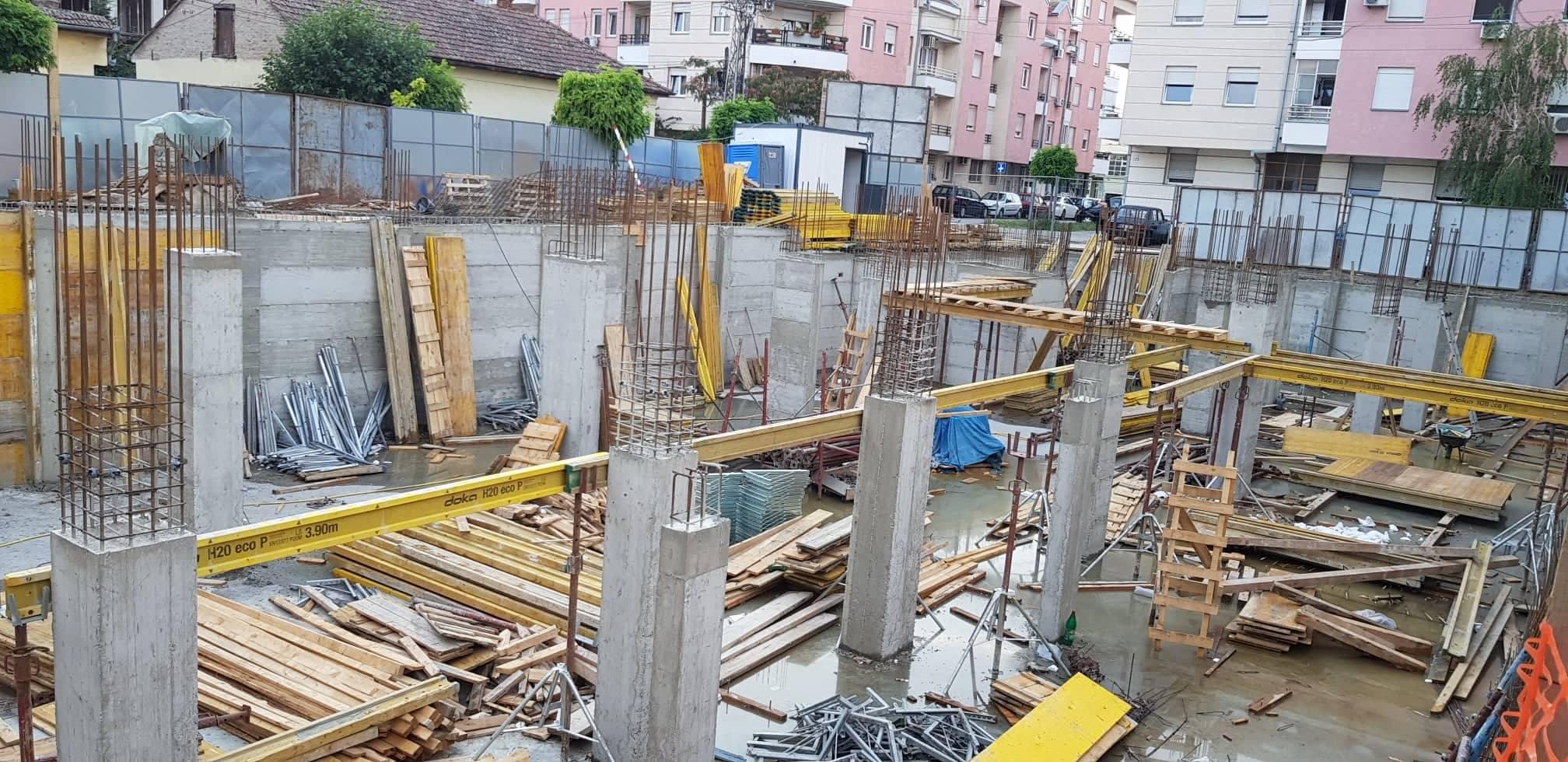 gradilište, Foto: redakcija časopisa Podovi