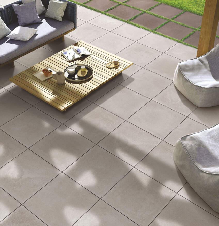 Keramičke pločice, terasa