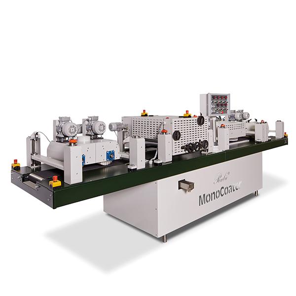 Rubio® Monocoater industrijska linija za uljenje podova