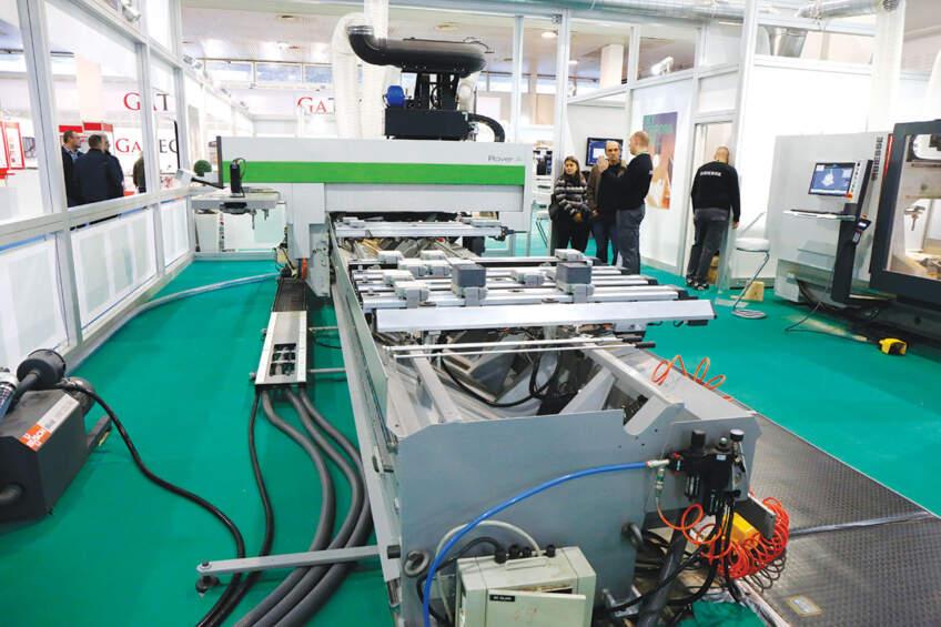 56. Međunarodni sajam mašina, alata i repromaterijala iz oblasti drvne industrije