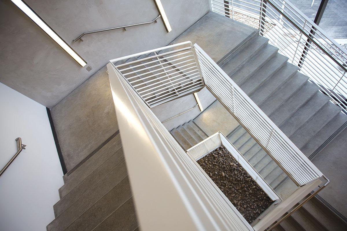Stepenište, beton