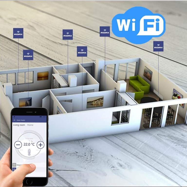 Rovex Inženjering d.o.o. ADAX NEO WiFi