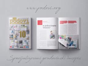 Časopis PODOVI broj 41, novembar 2018