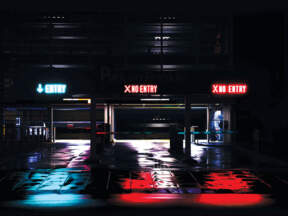 Podzemne garaže