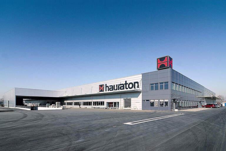 Hauraton proizvodnja u Nemačkoj