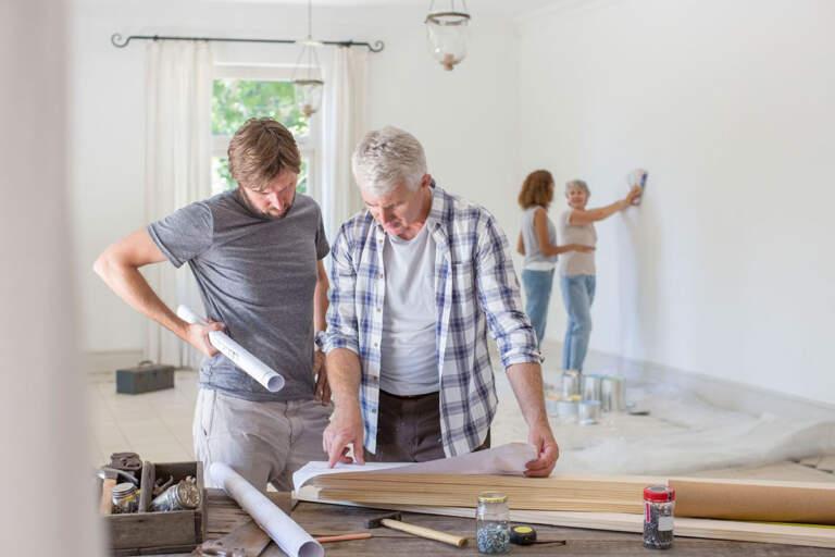 Izolacija poda - Ugradnja podne obloge u objektu