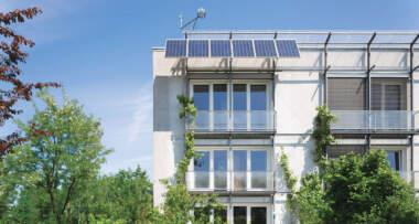 Slika 1: Prva Pasivna kuća na svetu: Kranichstein Passive House, Darmstadt