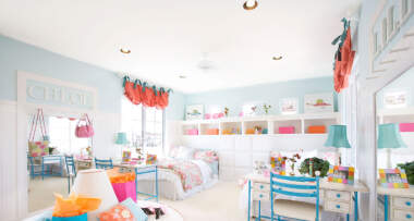 Tepih/tepison u dečijoj sobi