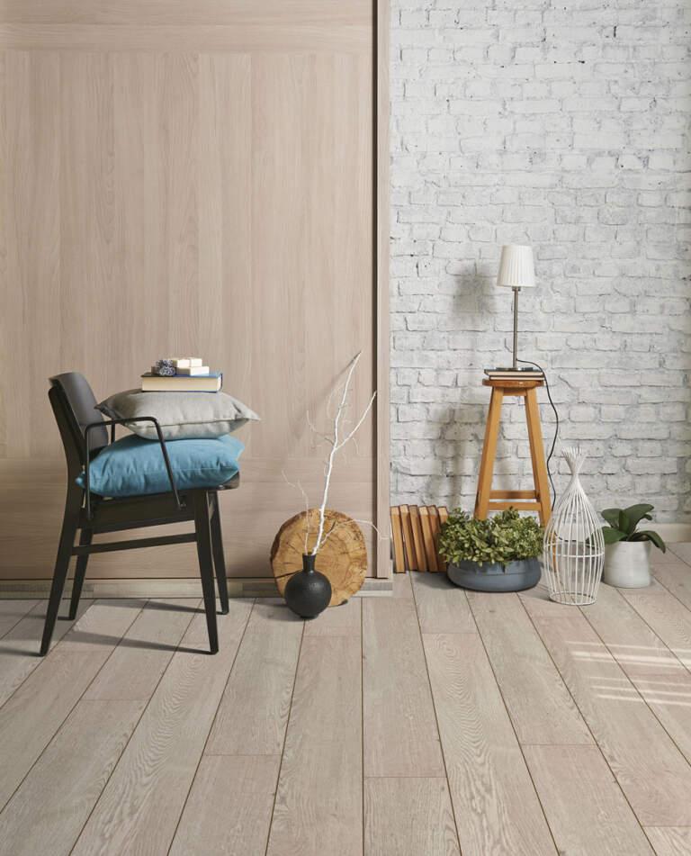 Laminat u vašem domu / foto: www.nufloors.ca