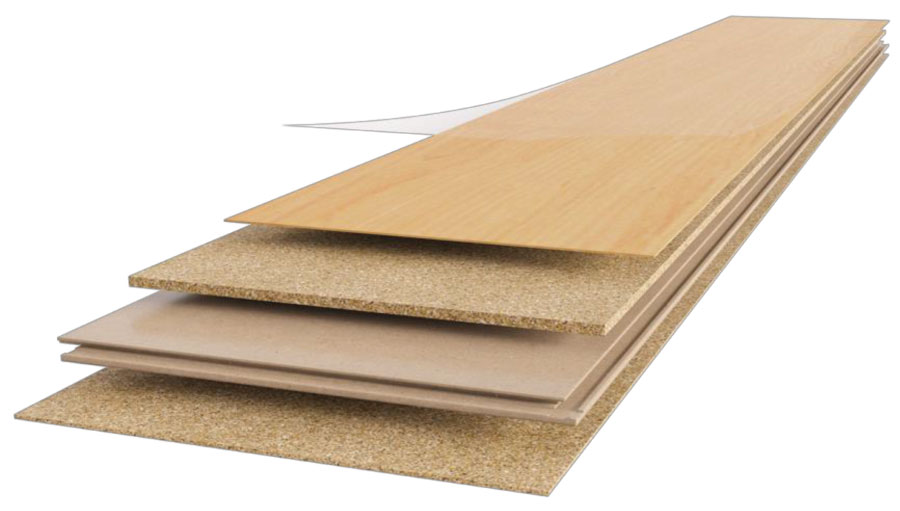 Floor Experts, Hydrocork kombinacija vinila i plute