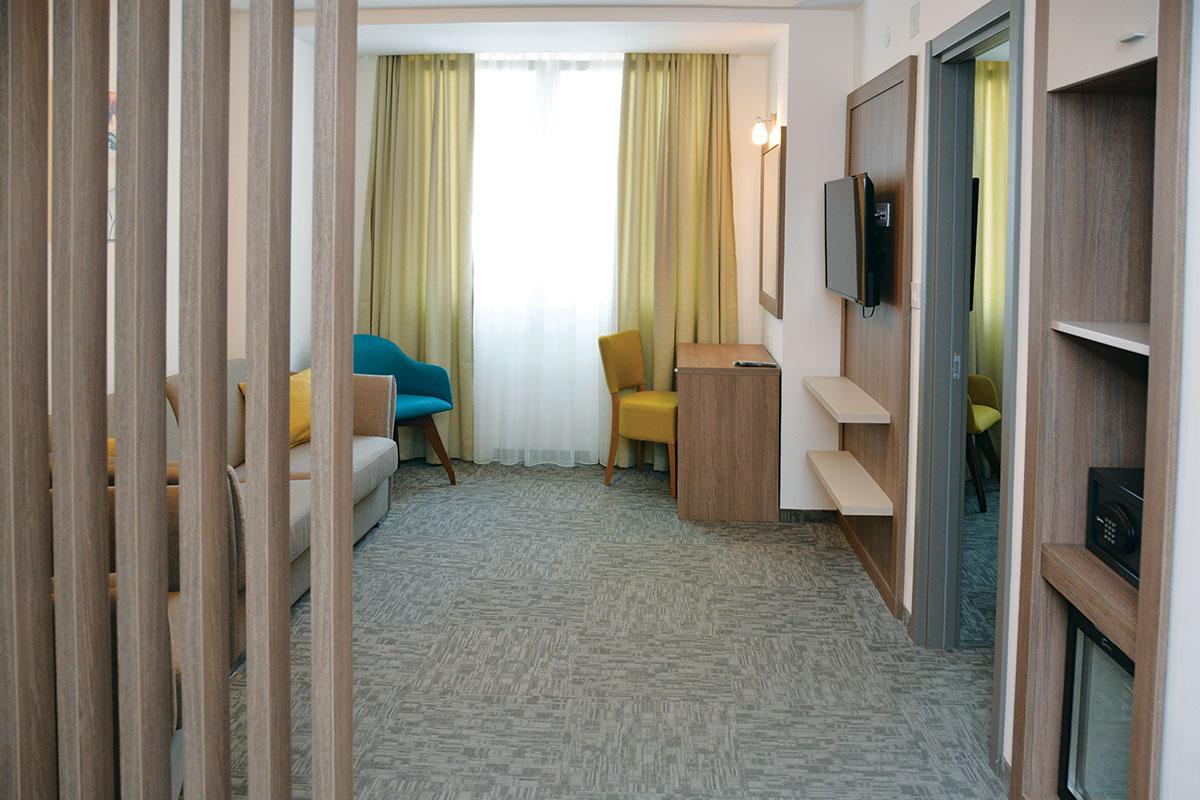 Hotel Fontana, Vrnjačka banja - Modularni podovi doo